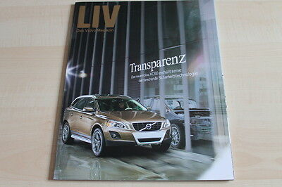 Volvo Xc 60 Liv Volvo Magazin 02/2008 Unparteiisch 107403