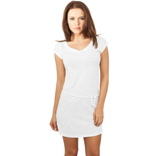 Urban Classics Ladies Slub Jersey Dress