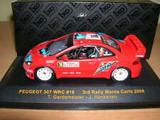 Ixo Peugeot 307 WRC 3rd Rally Monte Carlo 2006 Gardemeister Honkanen 1:43, #16