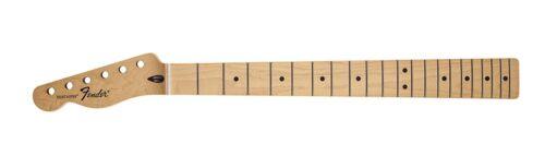 """Med Jumbo 21 Fret Fender Mexico LEFTY//LEFT-HANDED Telecaster Neck Modern /""""C/"""""""