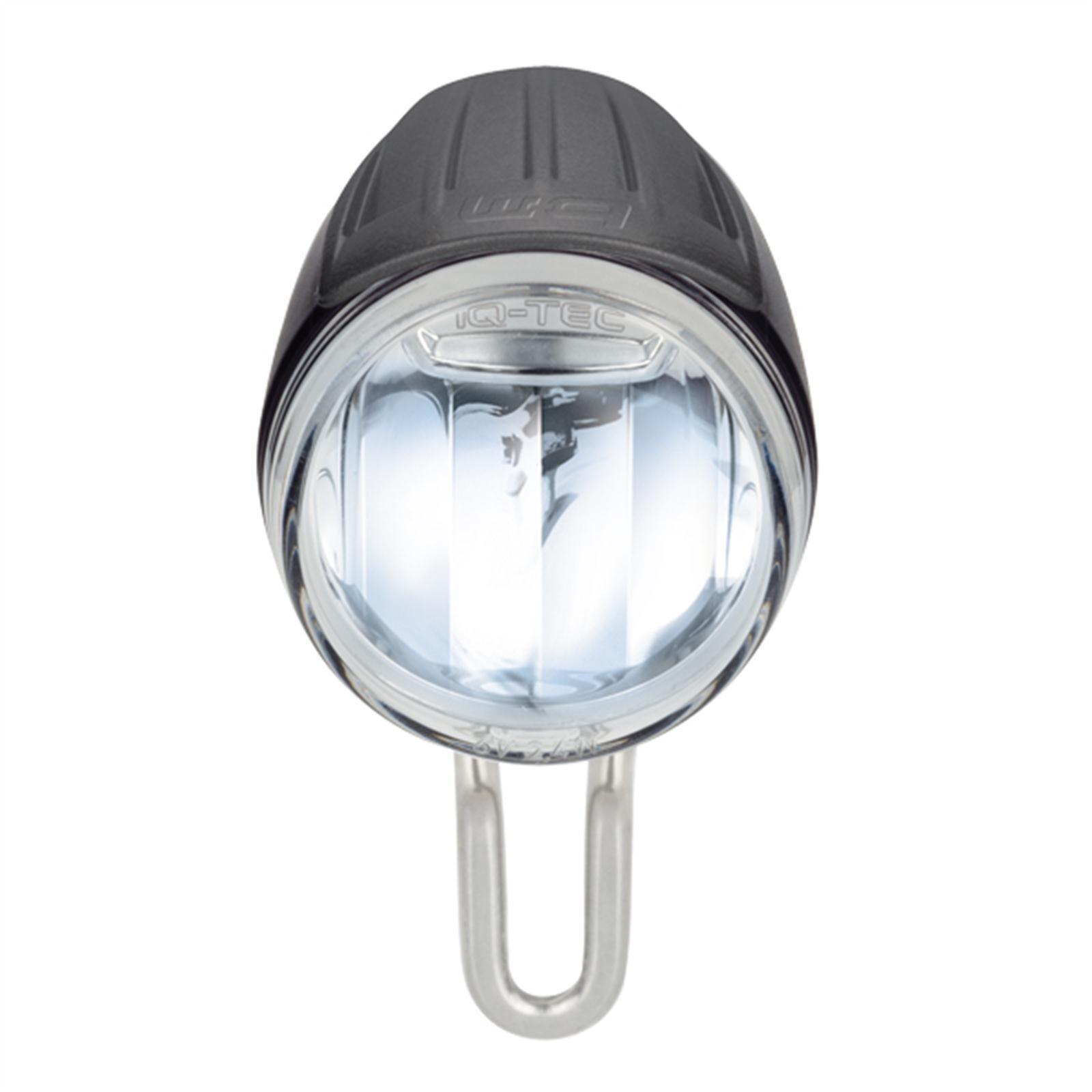 Busch & Müller Lampe IQ Cyo N Plus 175QNDI 60 Lux LED Dynamo Scheinwerfer