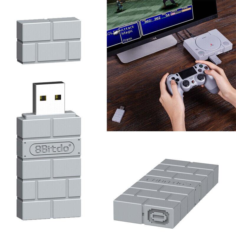 8Bitdo USB Wireless Bluetooth Adapter Empfänger für Nintendo Switch Raspberry
