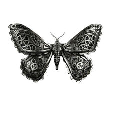 Clip Butterfly Mechanical Color Gold Steampunk Gothic Restyle For Sale Online Ebay