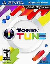 DJ Max Technika Tune [T] (PS Vita) BRAND NEW SEALED FREE SHIPPING WORLD WIDE
