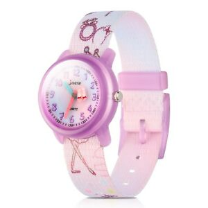 Details About Lovely Cartoon Princess Silicone Wrist Watch Kids Girls Birthday Gift USA