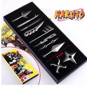 Naruto Anime Cosplay Weapon Medium Kunai Triple Set