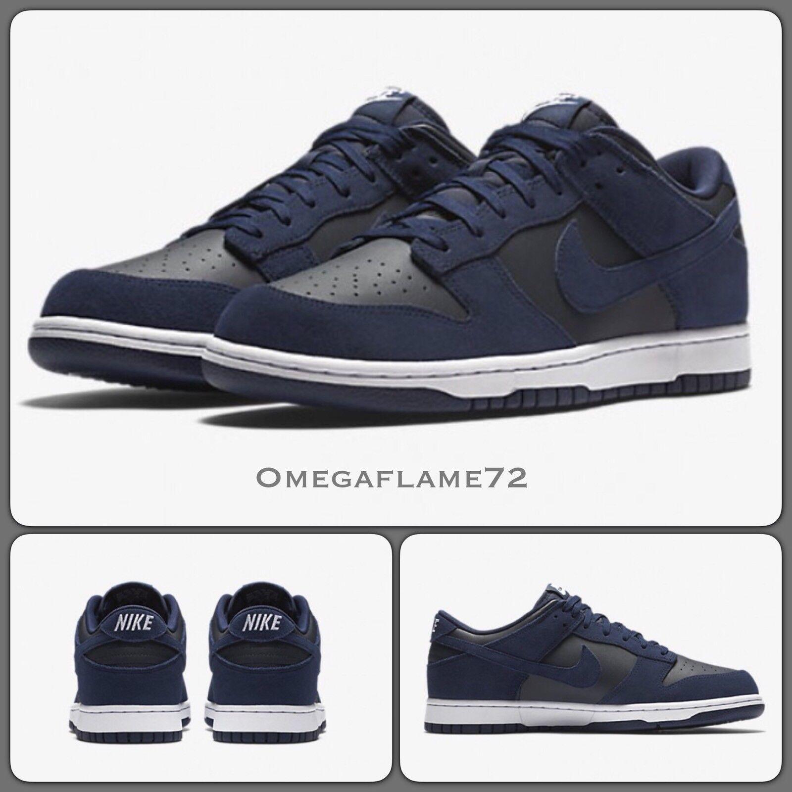 Nike Dunk Low, Mens Obsidian & Black, 904234-401 Mens Low, US 14 116c28