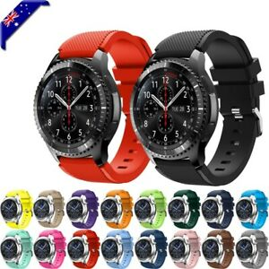 Samsung-Galaxy-Watch-46mm-S3-Sport-Silicone-Replacement-Bracelet-Strap-Band