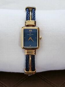 Michel-Herbelin-vintage-watch-SWISS-MOVEMENT-QUARTZ-Made-in-France