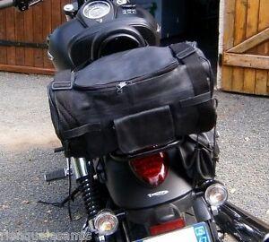sac-Rool-bag-en-Cuir-sissy-bar-moto-custom-harley-shadow-intruder-dragstar-VN