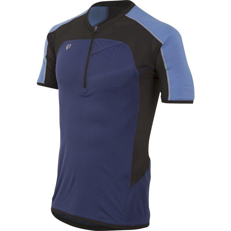 Pearl  Izumi Pursuit Endurance Short Sleeve SS Running Shirt blueee 12121604  shop clearance