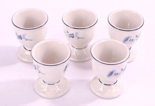 Villeroy /& Boch Val Bleu vitro porcelaine 5 coquetier