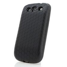 Samsung Galaxy S3 Case Bumper für POWER AKKU 4300mAh schwarz