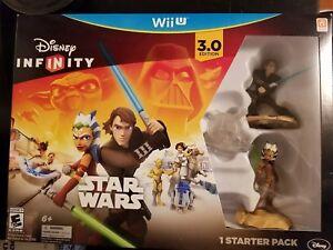 Brand-New-Sealed-Nintendo-Wii-U-Disney-Infinity-3-0-Edition-FREE-SHIPPING