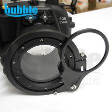 Bubblescuba M67 Wet-Lens Swing Diopter adapter Flat Meikon 550D,600D,700D