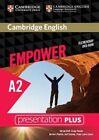 Cambridge English Empower Elementary Presentation Plus DVD-ROM: A2 by Jeff Stranks, Craig Thaine, Adrian Doff, Herbert Puchta, Peter Lewis-Jones (DVD, 2015)