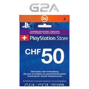 Playstation Karte.Details Zu Psn Karte 50 Chf Playstation Network Card Key Psn Ps3 Ps4 Ps Vita Ch Neu