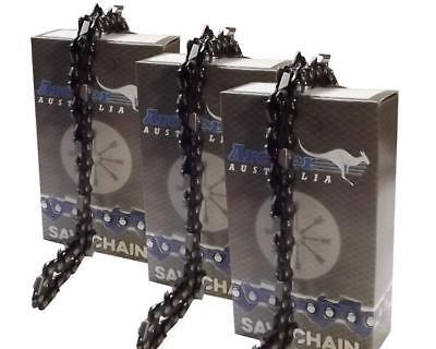 """Sägekette passend für Dolmar PS4 35 cm 3//8"""" 1,1 mm 52 TG Halbmeißel chain"""