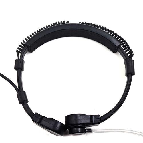 For Midland 75-822 LXT118VP LXT535 LXT535VP3 Radio Neckband Throat Mic Headset