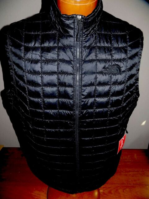 b44e4a1694 The North Face Men s Thermoball Vest TNF Black Matte Size Small for ...