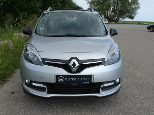 Renault Grand Scenic III 1,5 dCi 110 Limited Navi Style 7p - billede 1
