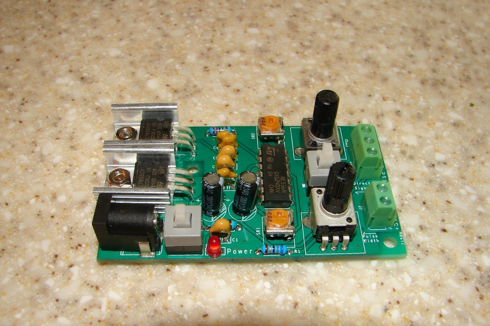 Cnc Stepper Motor Step Dir Pulse Generator Ebay 12v Geared 4 Phase 5 Wires For Arduino Experiment Norton Secured Powered By Verisign