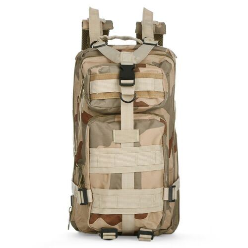 3P 30L Backpack Sports Bag for Ourdoor Travel Camping Traveling Hiking Trekking