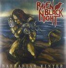 Barbarian Winter 0039841518115 by Raven Black Night Vinyl Album