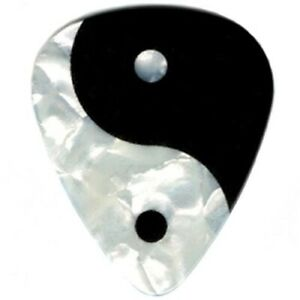 YIN-YANG-Guitar-Picks-Medium-Pick-12-Pack-Positive-Energy-Opposite-Connection