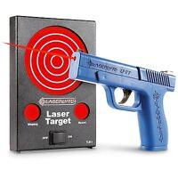 Laserlyte Laser Bullseye Kit - Interactive Trainer Target ( Tlb-lbk )