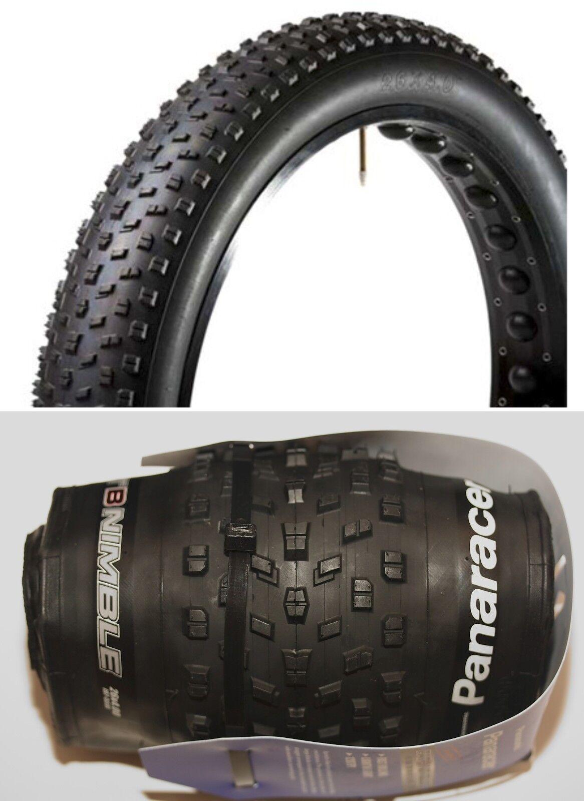 4,0   Panaracer Fat Nimble Fatbike Tyre 26 Inch