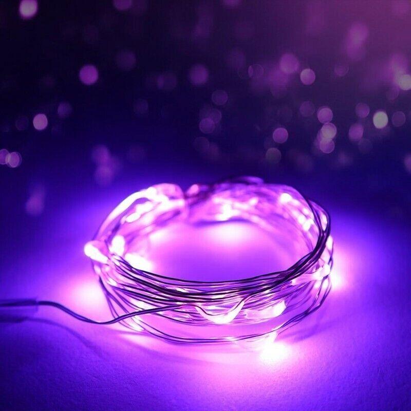 EcoBright Solar Fairy Lights