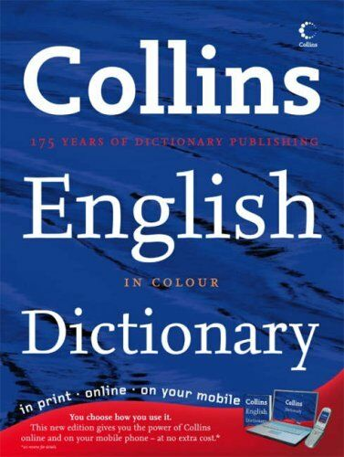 Collins English Dictionary,Mark Thomson