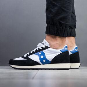 b2cd63b0bf02 Image is loading MEN-039-S-SHOES-SNEAKERS-SAUCONY-JAZZ-ORIGINAL-