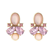 c7cf5bbc762ed Kate Spade Glitzy Spritz Crystals Statement Earrings - Purple for ...