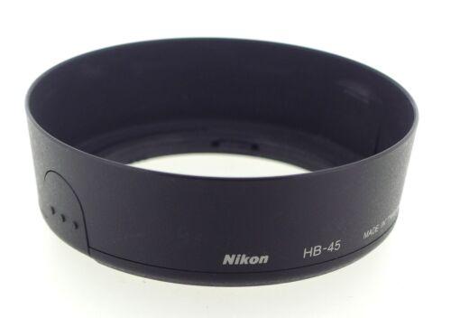 Nikon Genuine HB-45 Round Lens Hood for AF-S 18-55mm f//3.5-5.6 G VR UK Supply