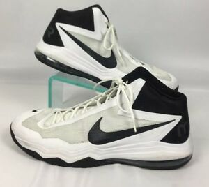Air Audacity 19 Uomo Sneakers Athletic Max Nero Bianco Taglie Nike p04fwqR