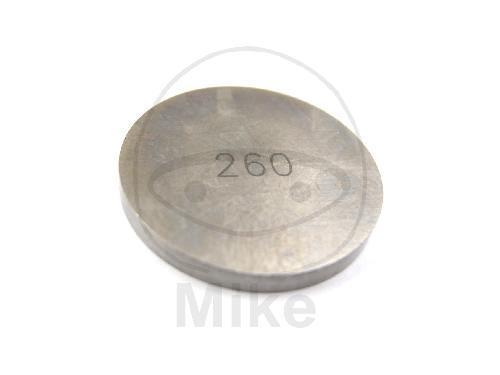 JMP Shim 25 mm 2.60 BC48-250-2.60