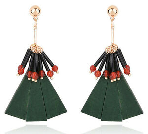 Image Is Loading Marni H Amp M Pendant Earrings