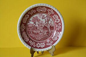 6 Villeroy und Boch Rusticana Rot  Kuchenteller 20,5 cm  6 Stück