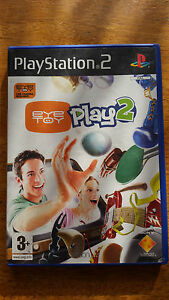 Eye Toy Play 2  Sony PlayStation 2 Game only  PS2  FREE UK PampP - <span itemprop=availableAtOrFrom>Stockport, United Kingdom</span> - Eye Toy Play 2  Sony PlayStation 2 Game only  PS2  FREE UK PampP - Stockport, United Kingdom