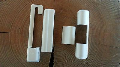 1 Stück Roto NT Abdeckkappen Komplett Set in Farbe Silber AKTION !!! AKTION!