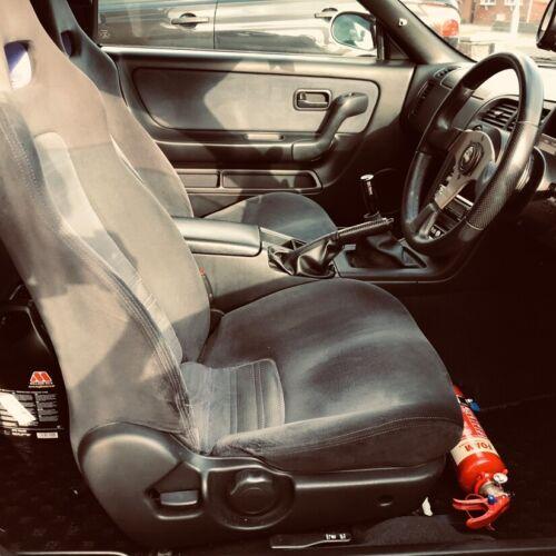 KAP INDUSTRIES FIRE EXTINGUISHER BRACKET FOR NISSAN SKYLINE R32 R33 R34 GTS GTR