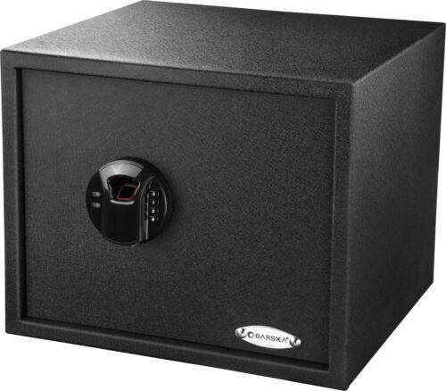 Barska HQ300 Biometric Keypad Safe AX12428