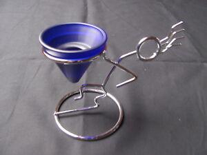 Kerzenständer oder teelichthalter geht beides freak edelstahl glas