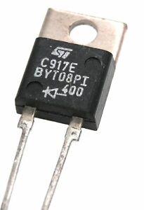 BYT08PI-400-Rectifier-8-0A-400-Volt-Lot-of-3-10-25