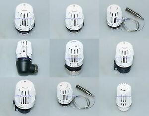 heimeier thermostatkopf k 6000 7000 b vk wk rav ravl vaillant thermostatf hler ebay. Black Bedroom Furniture Sets. Home Design Ideas