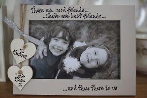 meilleurs amis cadeau! Cadre photo personnalisé
