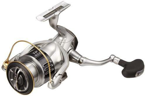 SHIMANO 15 TWIN POWER 4000XG Fishing REEL From JAPAN