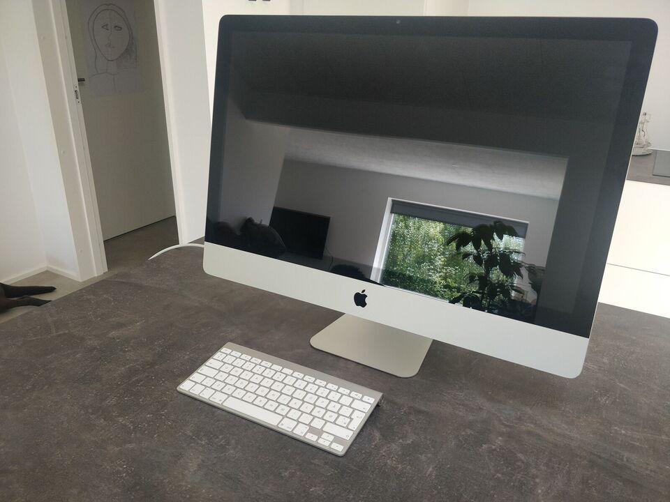 iMac, iMac 27 tommer, 3,1 ghz GHz